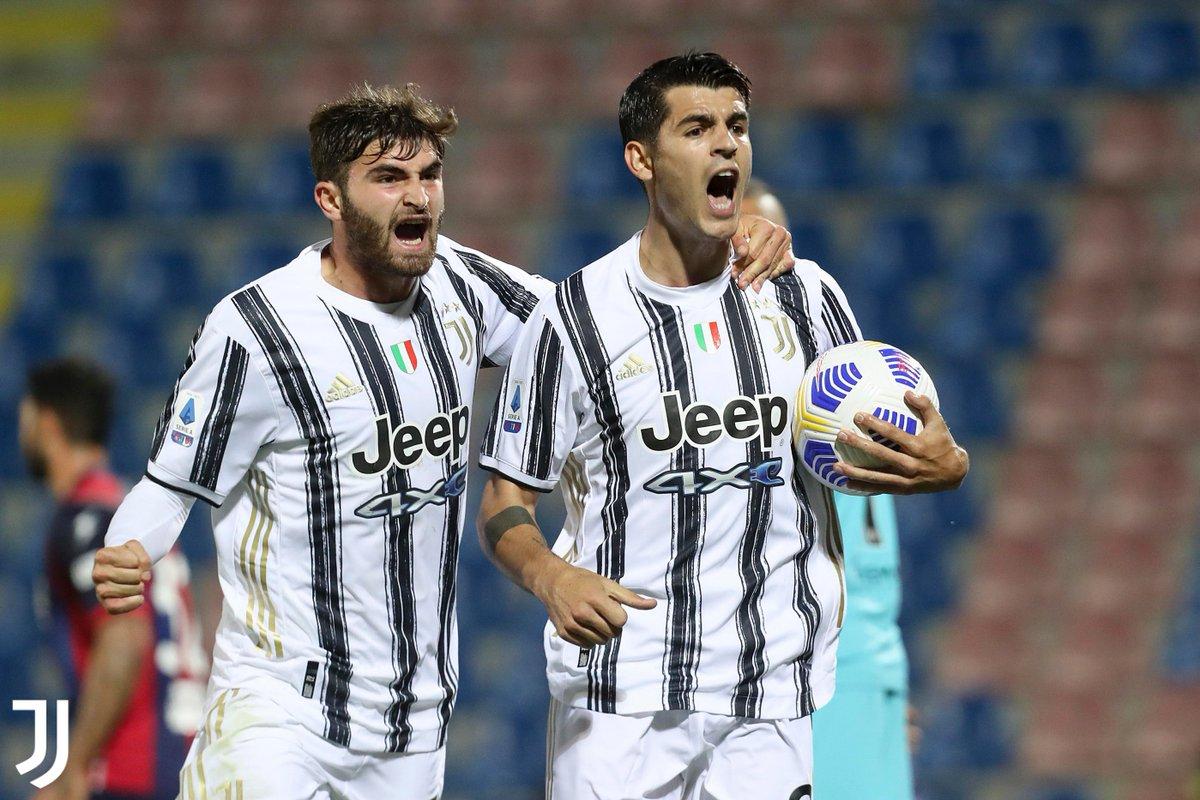 Photos from Crotone vs Juventus #CrotoneJuve #FinoAllaFine #ForzaJuve https://t.co/Zv4l5oLabE