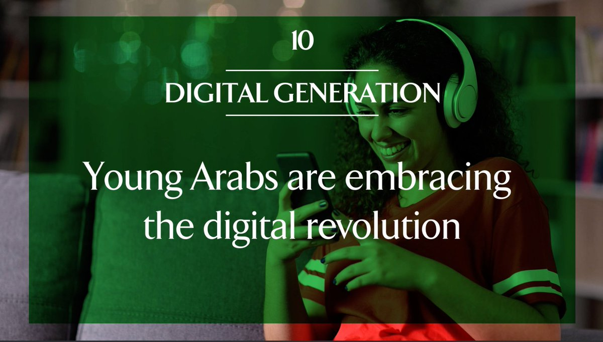 The 12th Annual @asdaabcw #ArabYouthSurvey found that a majority of Arab youth shop online and subscribe to streaming services. It also revealed that social media is the most used news source for young Arabs. Learn about these insights and more at arabyouthsurvey.com