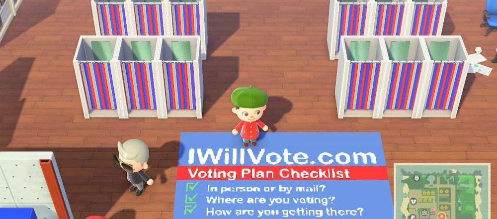 Joe's voting plan checklist. No Malarkey! More on #weeabuds - https://t.co/HevCiPSch8  #AnimalCrossingNewHorizons #Biden #dreamisland #acnh #TRAIN https://t.co/nejj5pTP1v