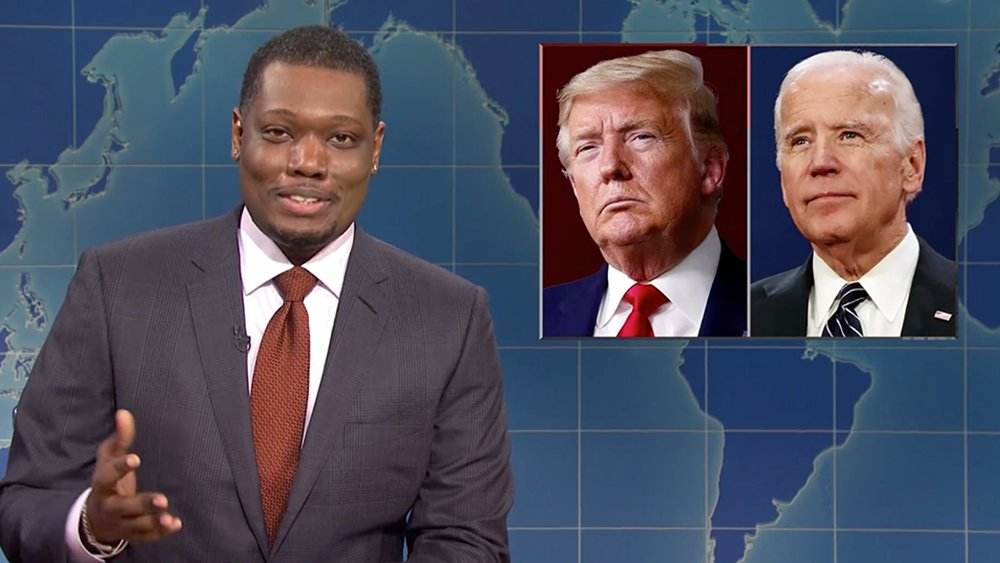 "'SNL': Michael Che Jokes About NBC Trump Town Hall On Weekend Update: ""What Can We Say We Have A Type"" Photo"