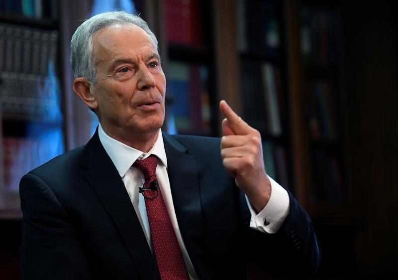 Former PM Blair accused of breaking quarantine rules after U.S. trip - Sunday Telegraph https://t.co/5V9PVpONn5 https://t.co/gfX7cmvB8W