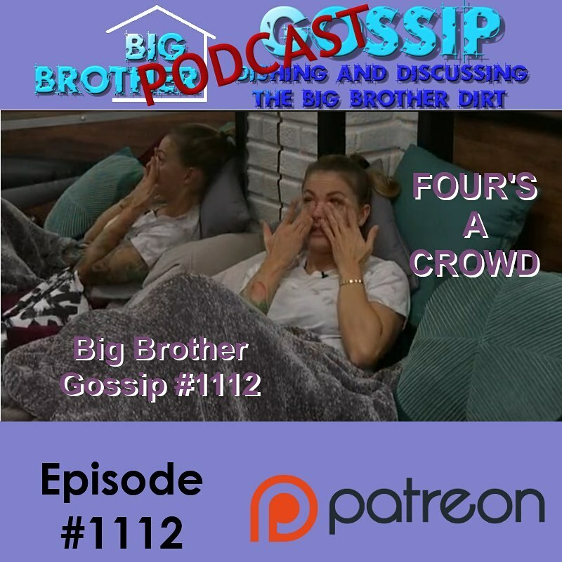 The latest BBG is up at all podcast sites. #bb22 #bballstars #cbs #livefeeds https://t.co/5BKSmE6C2Q