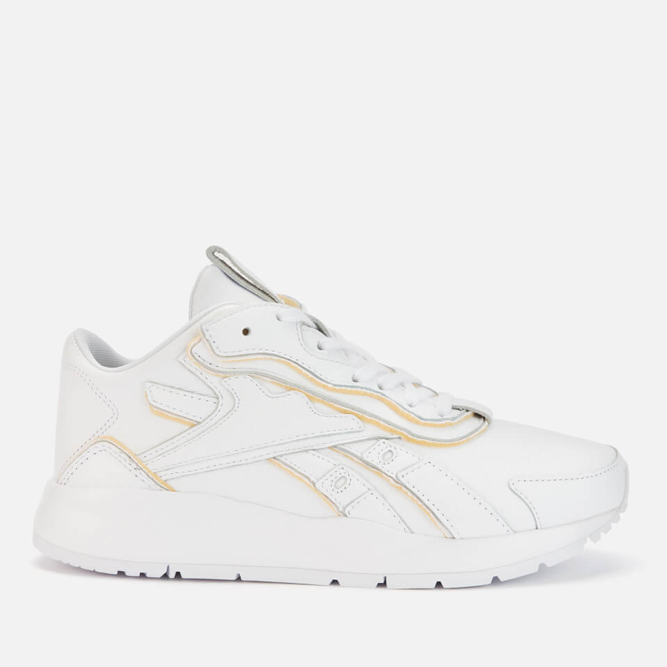 50% OFF 🤙  Get your Reebok X Victoria Beckham Women's Bolton Leather Trainers - White at $100 🤑  Was $199  🛒   #ReebokXVictoriaBeckham #deal #deals