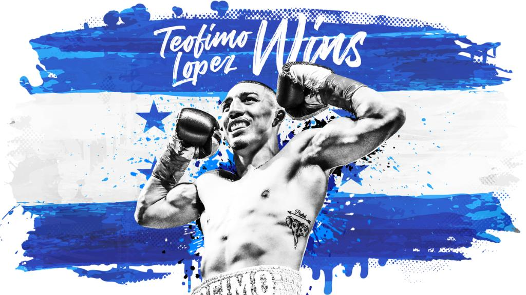 arielhelwani: RT @espn: The Takeover is complete!   @TeofimoLopez is now the undisputed lightweight champion of the world. #LomaLopez https://t.co/ntQZwuWEYT