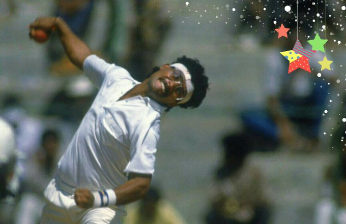 16/136 Best Bowling Figures on Debut in Test Cricket History   Happy Birthday, Narendra Hirwani!