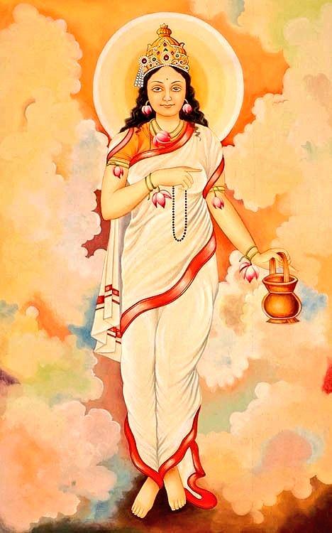 ॐ देवी ब्रह्मचारिण्यै नमः॥ दधाना कर पद्माभ्यामक्षमाला कमण्डलू। देवी प्रसीदतु मयि ब्रह्मचारिण्यनुत्तमा॥  जय श्री केदारनाथ  #Kedarnath #Navratri #Brahmacharini #Badrinath #Gangotri #Yamunotri #Himalaya #Shiv #Jyotirling #Uttarakhand https://t.co/7AbBYSqVNE
