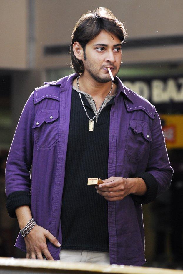 Superstar @urstrulyMahesh in #Athidhi !! 👍🏻🔥  #13YearsForAthidhi #SarkaruVaariPaata https://t.co/RXiCOXIkaH