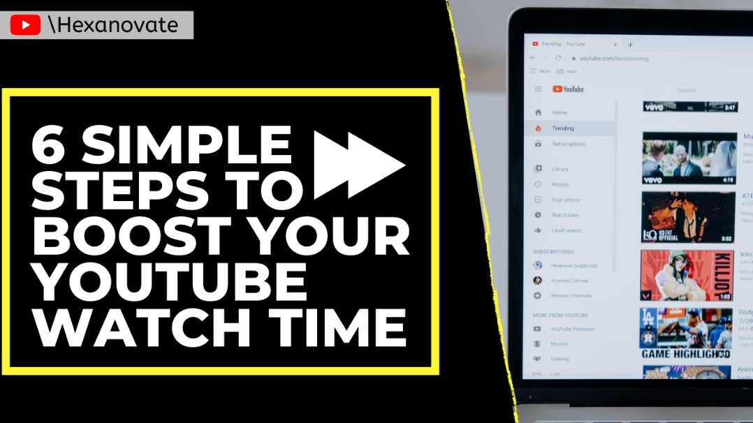 Steps to boost your Youtube videos watchtime:- 1️⃣Attractive Thumbnails 2️⃣Value content in videos 3️⃣Short Introduction 4️⃣Engaging Content 5️⃣Interactive Expressions Watch the video to know more:- Click👇👇 https://t.co/FjikIxwKYC #amazing #sundayvibes #market https://t.co/yjkulvfoUJ