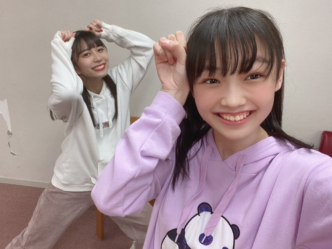 【15期 Blog】 No.460 八王子公演♪おまけ 山﨑愛生: 皆さん、こんにちは!モーニング娘。'20…  #morningmusume20 #ハロプロ