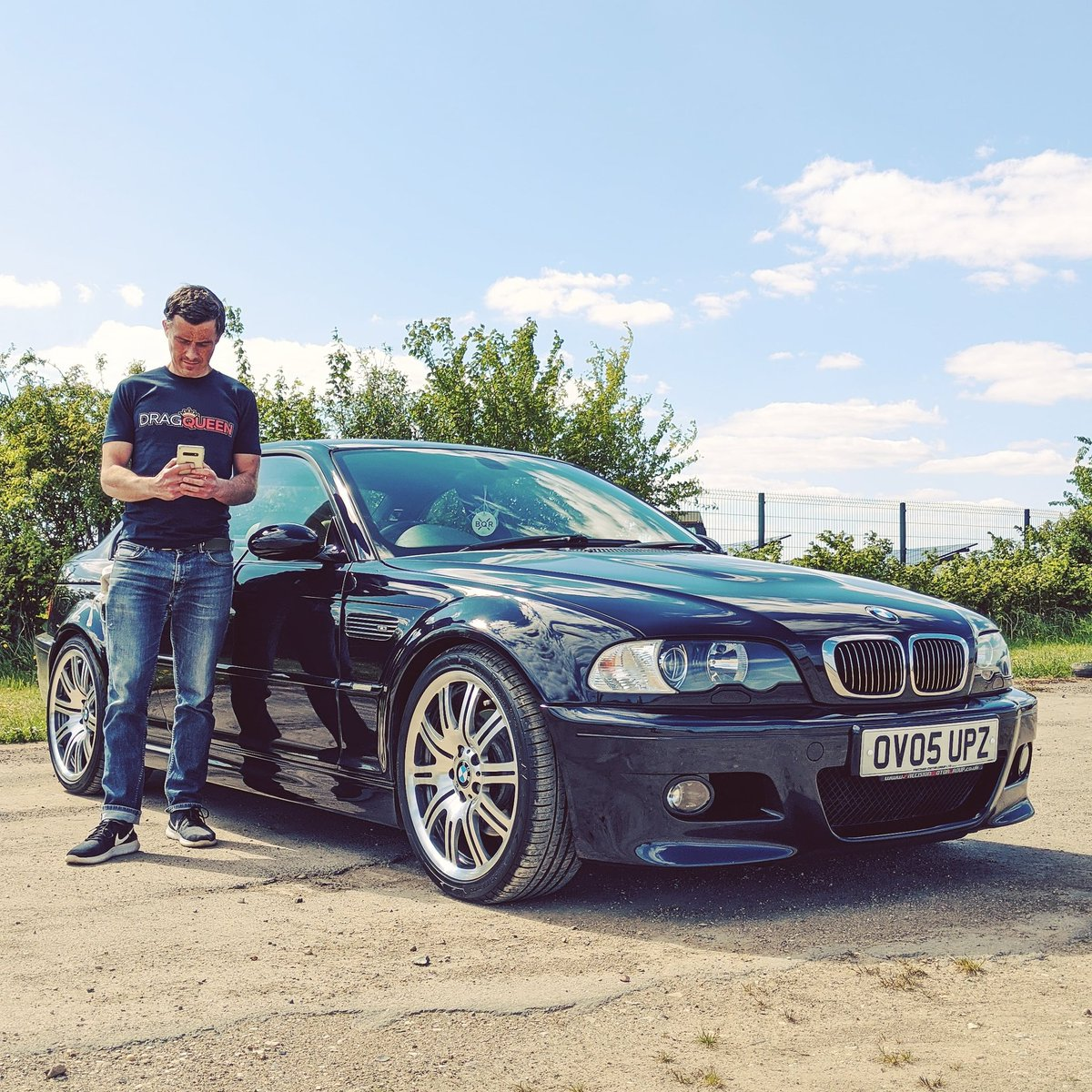Just texting the world to let it know the E46 is the BEST generation of @BMW M3. Do you agree? https://t.co/ASzEqhhoXO
