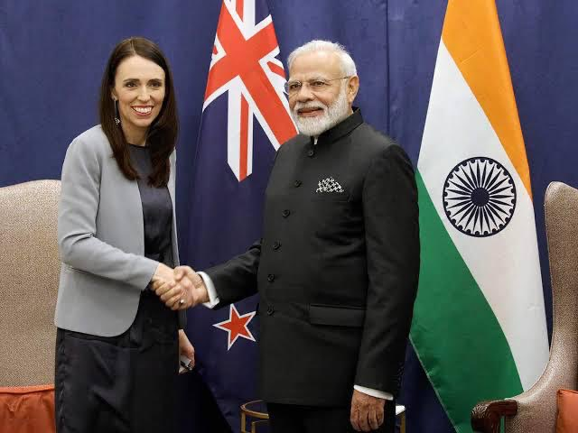 My heartiest congratulations to the PM of New Zealand @jacindaardern on her resounding victory. Recall our last meet a year ago and look forward to working together for taking India-NZ relationship to a higher level.