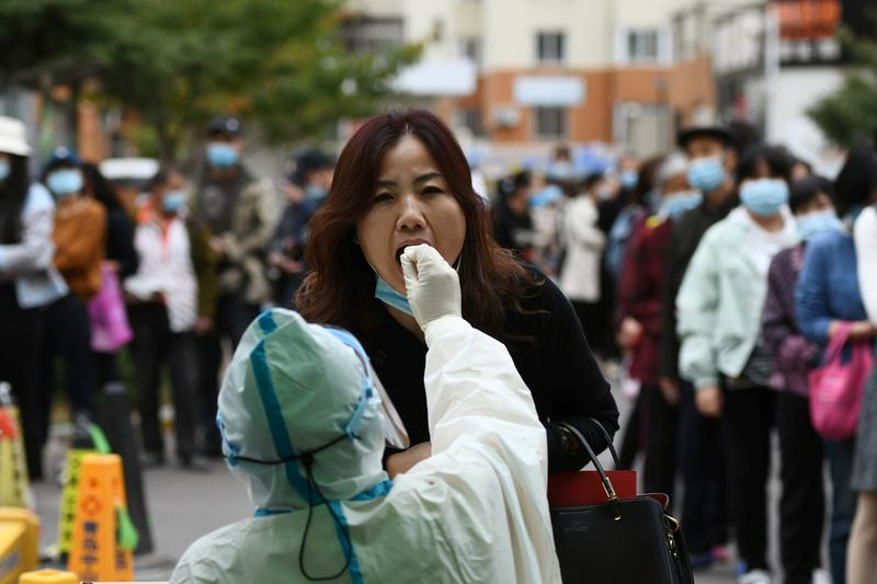 China Passes Biosecurity Law to Prevent Infectious Diseases Photo