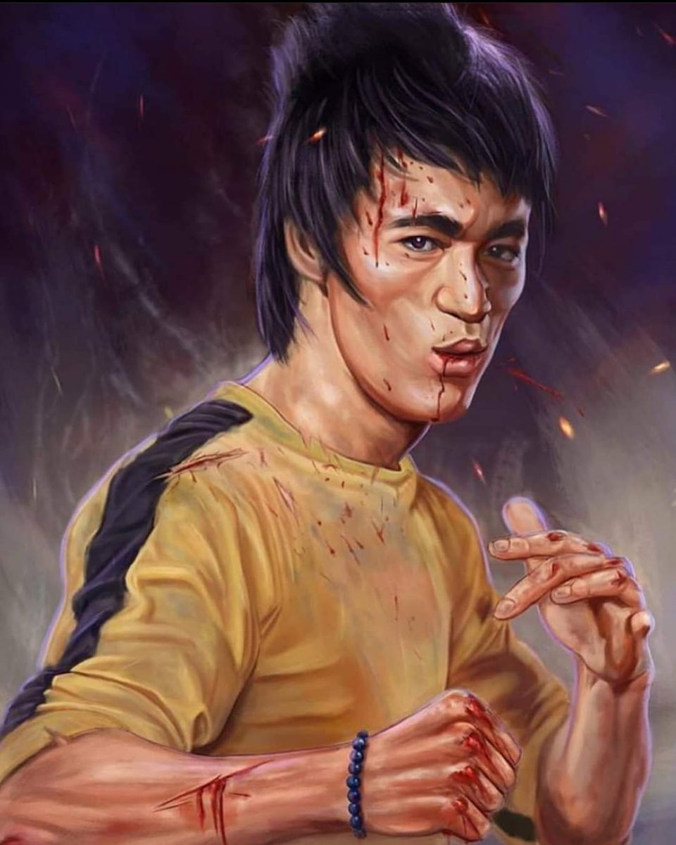 """""""Be Water My Friend."""" -Bruce Lee #AnthonyTheTigerCruz #TeamRenzoGracie @Twitter https://t.co/vpeSW7leAl"""