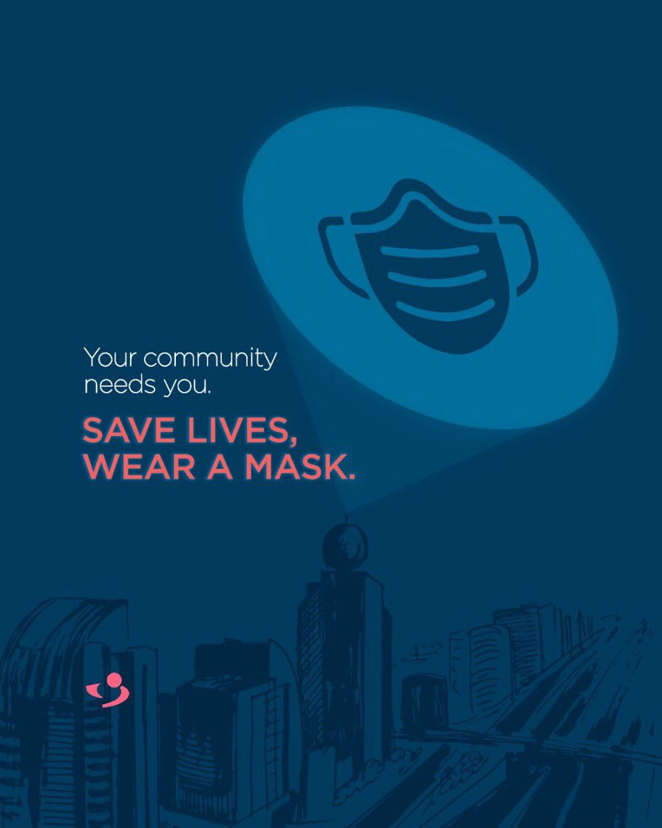 It starts with a commitment. Wear a mask.  #SEHA #Healthcare #inAbuDhabi #CommitToWin @SEHAHealth https://t.co/rtwP9Zibyy