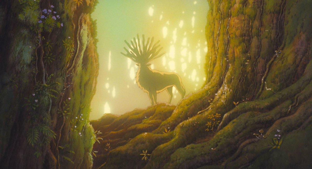 映画館でもののけ姫を観た時、家ではできない劇場ならではの体験で1番顕著なのは爆音ではなく「静寂」なのではと思ったりした。