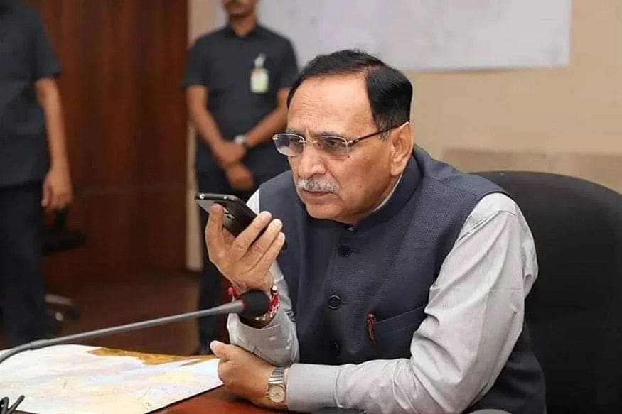 In latest, Rupani's message as pre-fixed caller tune when you dial a call in Gujarat