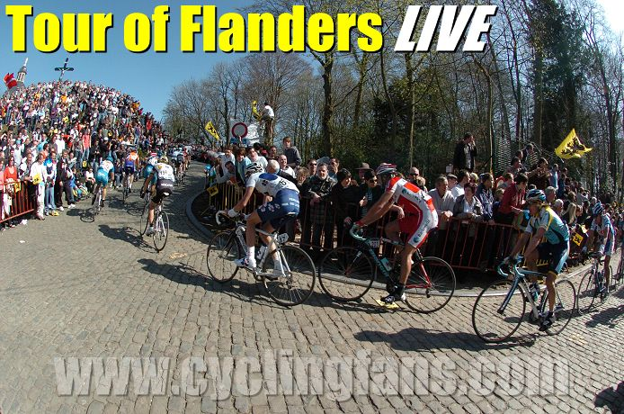 LIVE now: The final monument of this crazy season - Tour of Flanders men's race live video, tracking and ticker, more feeds to come + Start Lists+ https://t.co/tOMZj96ZZS https://t.co/E70VVBOxTJ