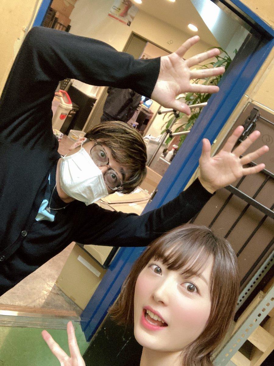 この後19時からオンラインライブー!(*´꒳`*)いえーい!