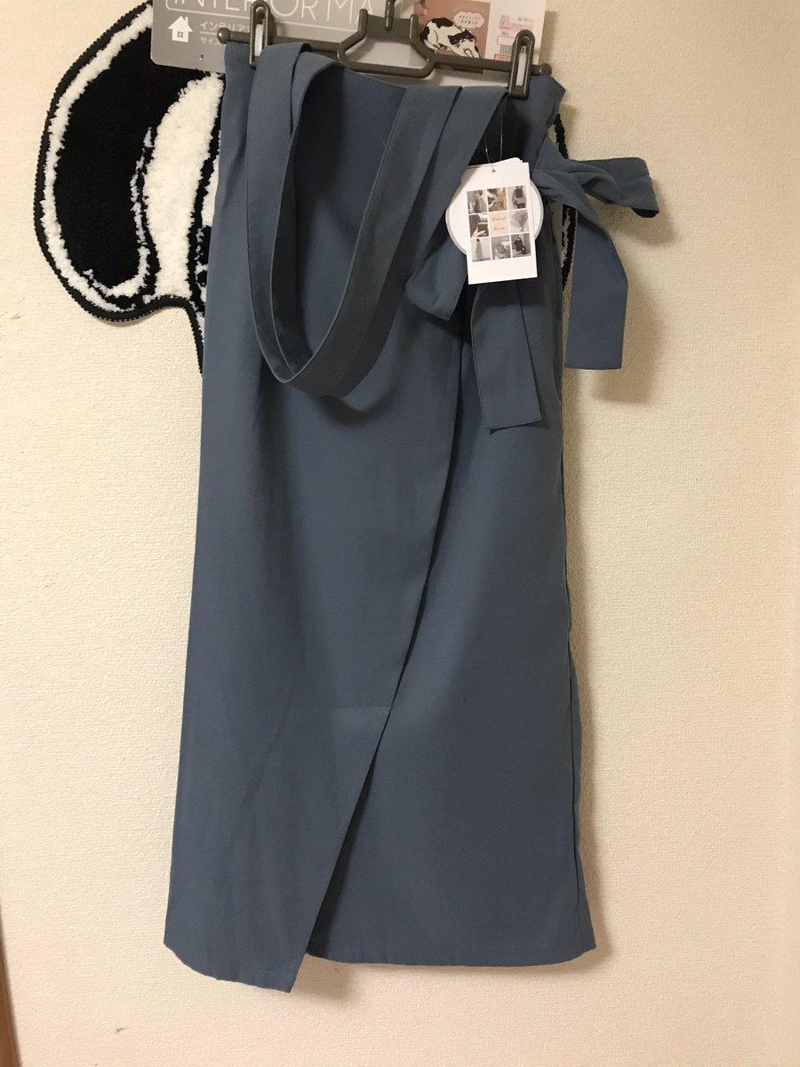 MUMUさんアクセサリー惨敗の後少し遠い店舗でキャンセル品発見‼️これも欲しかったからテンション上がった😊昨日もあやさんプリーツスカート発見したしツイてる✌️#リナジョ #しまパト