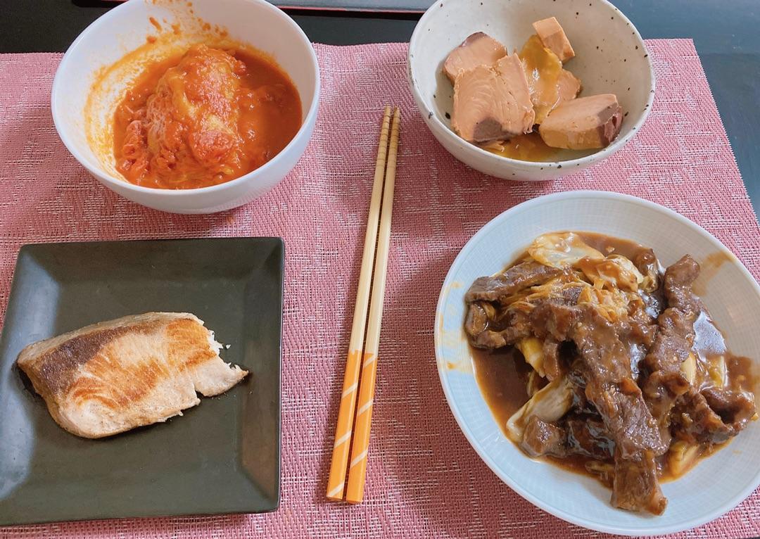 アメブロを投稿しました。今日の晩御飯 牛肉とキャベツのスタミナ炒め#NONSTYLE井上#牛肉