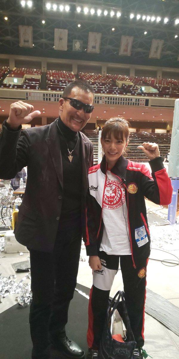 @shinnichichan5's photo on #G1CLIMAX30
