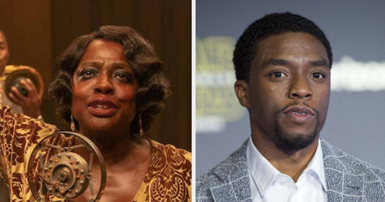 Viola Davis Shared What She Noticed About Chadwick Boseman While Working With Him On His Last Movie Photo