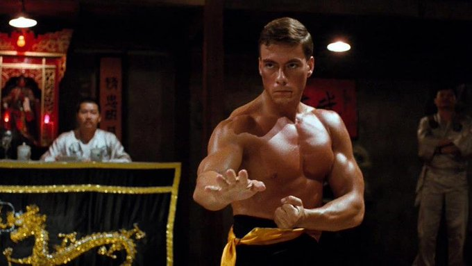 Happy 60th Birthday to the absolute legend that is Jean-Claude Van Damme