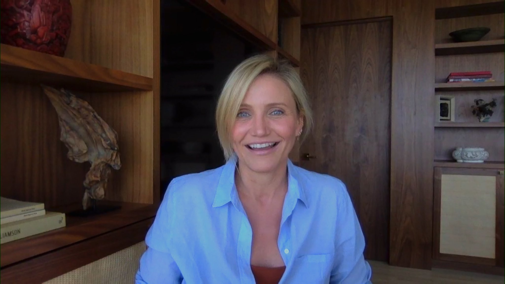 Cameron Diaz on reinventing herself: 'Intention is everything' Photo