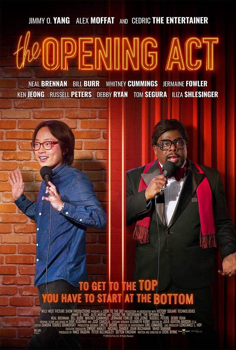 """Dear @tomhanks  I wrote/directed this film about my early years in stand up. When @kenjeong offers Jimmy O. Yang the gig, he states, he can't do it because he's opening for Steven Gold, your character in """"PUNCHLINE"""". You were so GREAT in that film. I wanted to pay homage! https://t.co/XA8gVVa6Ab"""