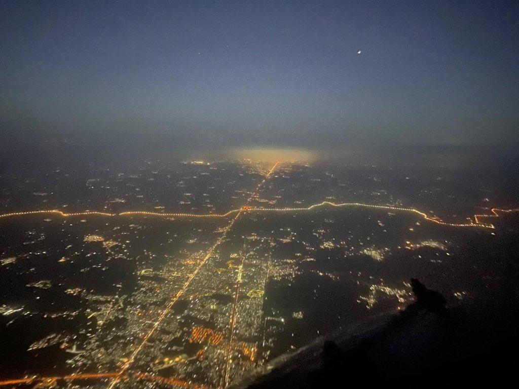 #Amritsar, #Lahore and the international border between #India and #Pakistan