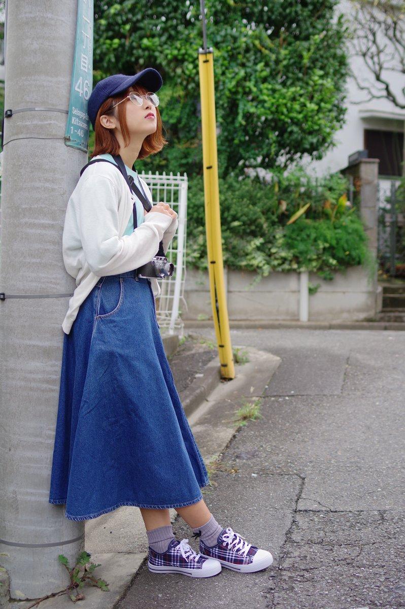 #栞里 @Shiori00624 #arch撮影会 @arch_satsueikai #下北沢 #カメラ女子 #PENTAX 栞里@下北沢 1 ⇒