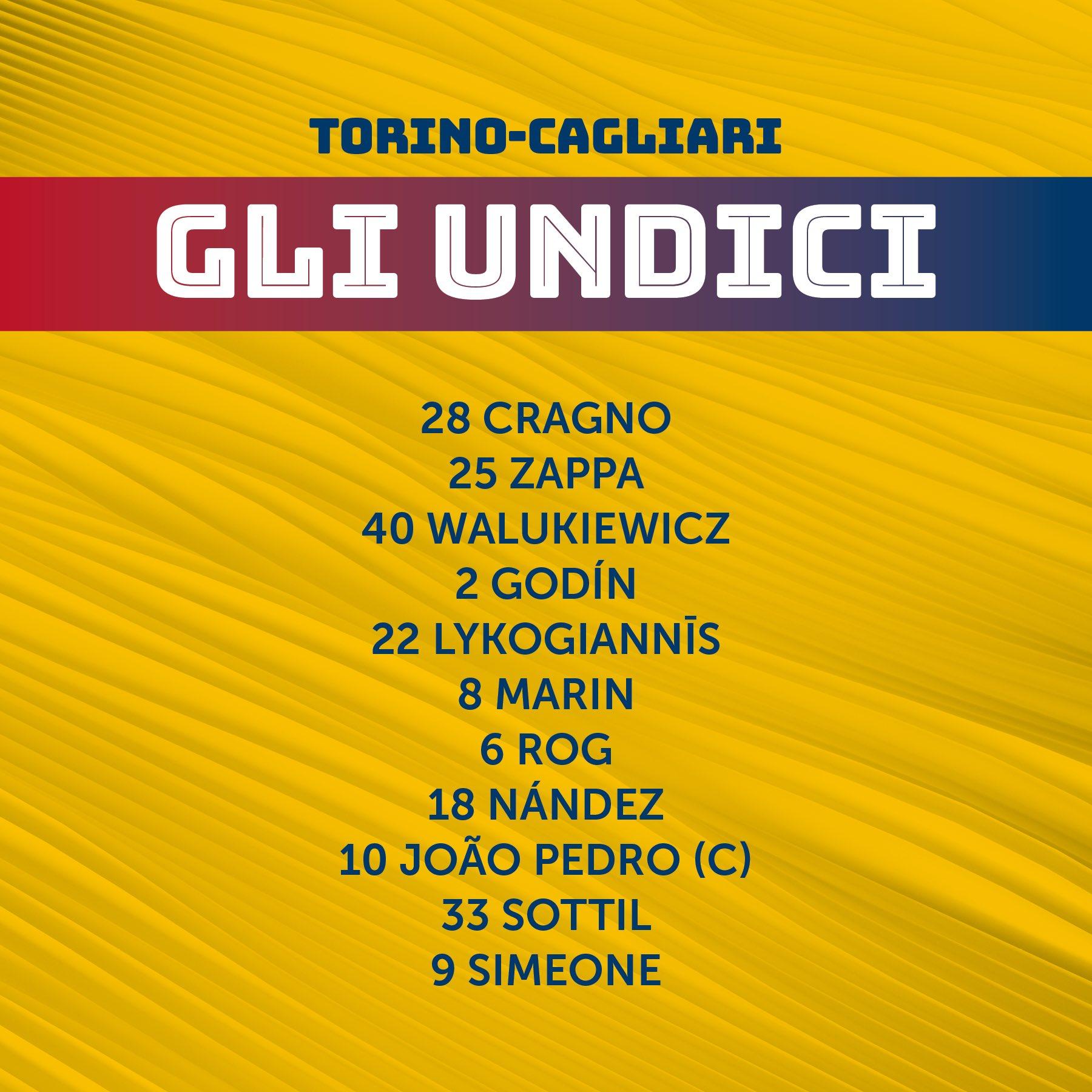 #TorinoCagliari Foto,#TorinoCagliari Twitter Tendenze - Top Tweets