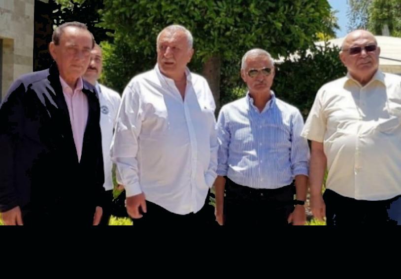 Alaattin Çakıcı, Mehmet Ağar, Engin Alan ve Korkut Eken'in buluşması soru işareti yarattı - https://t.co/crSjSMUZ6F https://t.co/WUS1R3QZIE