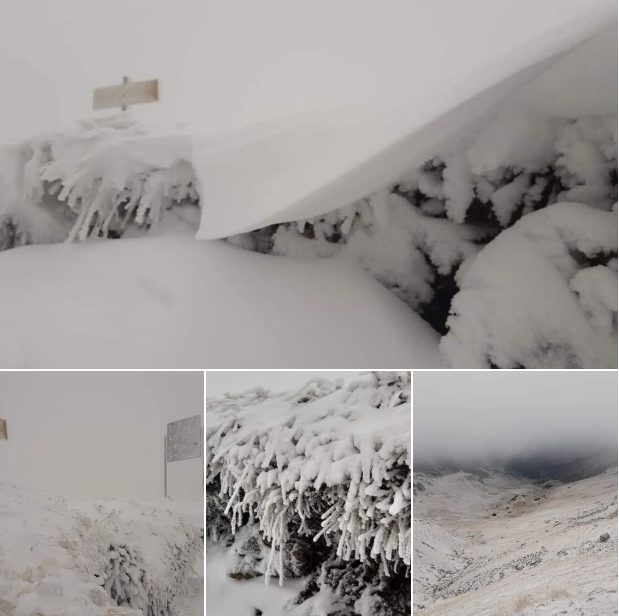 #Transalpina ❄️🌨️❄️ 18 OCTOMBRIE 2020 #Romania https://t.co/b1Tym474Zq