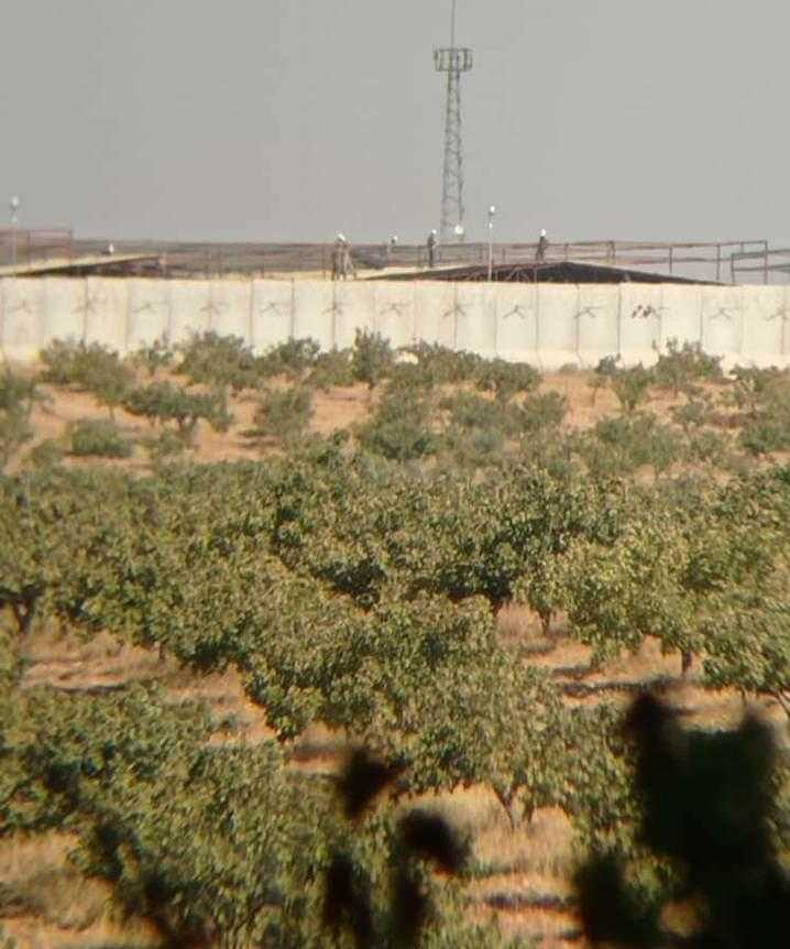 Turkish forces #TSK in Moruk began to Hide flags and dismantle the towers #Idlib