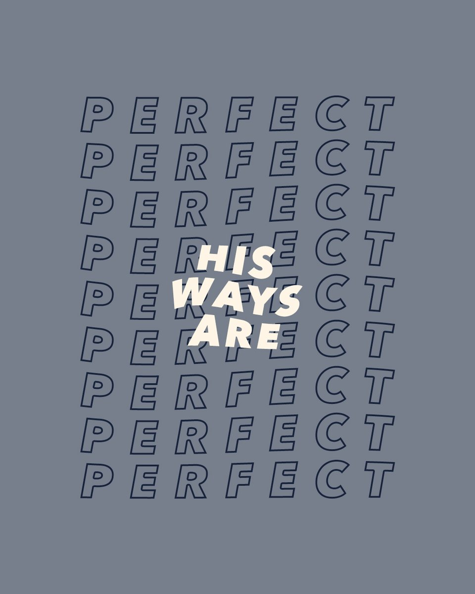As for God, his way is perfect. -Psalm 18:30 (NIV)  Jesus is the perfect one, lived a perfect life and NEVER missed the mark!   Are we living a perfect or perfected life? You can learn more by tuning into this weekend's message by Pastor Robert Morris.  #GatewayPeople https://t.co/S40aiv0Bxz