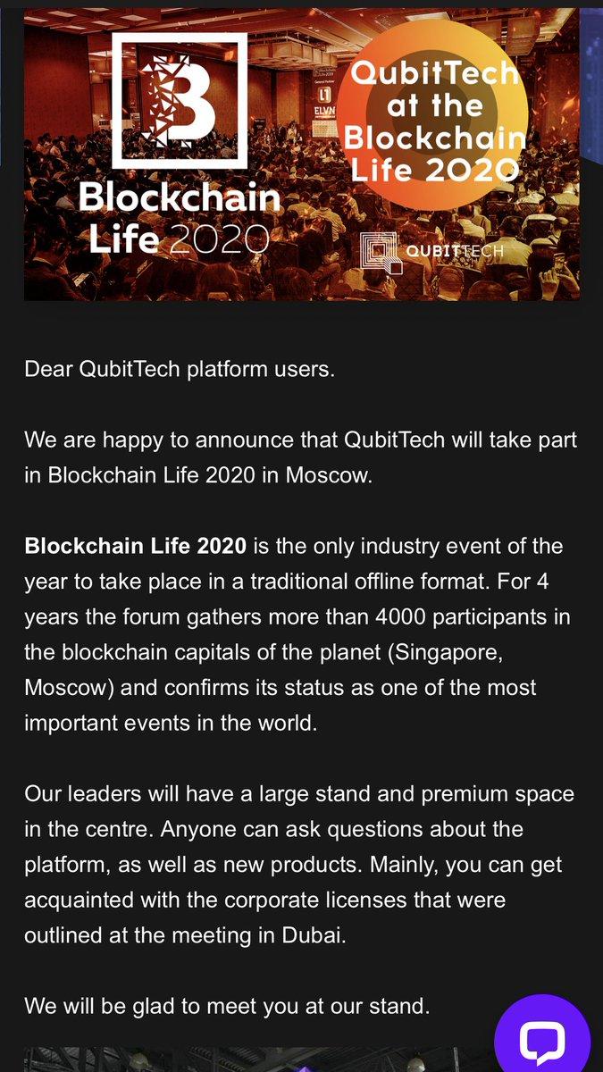 #キュービテック 公式より発表モスクワで10月21〜22日に開催される世界的な仮想通貨イベントBlockchain Life2020にキュービックが参加する事になりました!さらに信用と評価が高まりそうです!興味ある方DMください登録はこちら#PGA #jenco #投資 #ジュビリーエース