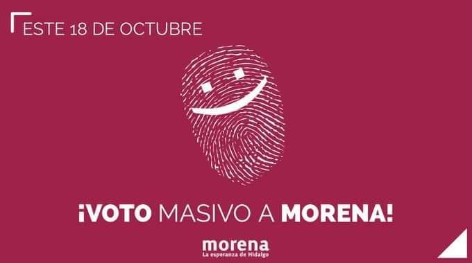 #VotoMasivoPorMorena Foto,#VotoMasivoPorMorena está en tendencia en Twitter - Los tweets más populares