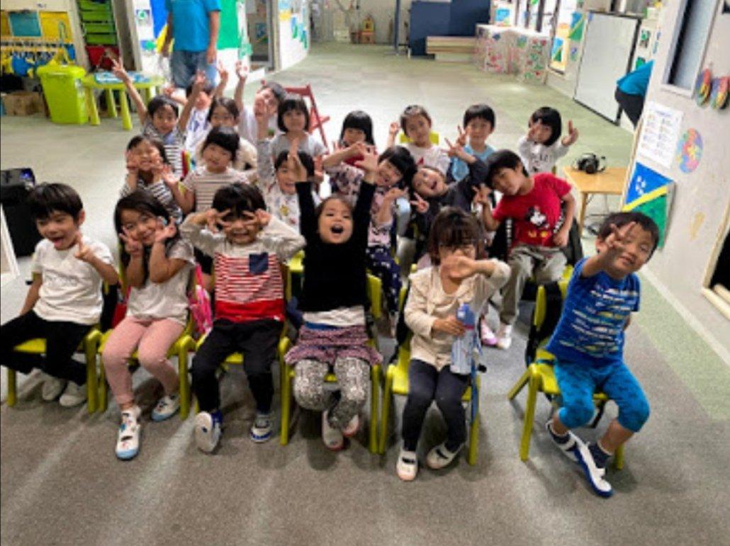 【ブログ更新】幼稚園でソロモン諸島のお話をしてきたイベントについて、ブログにまとめました😊💕