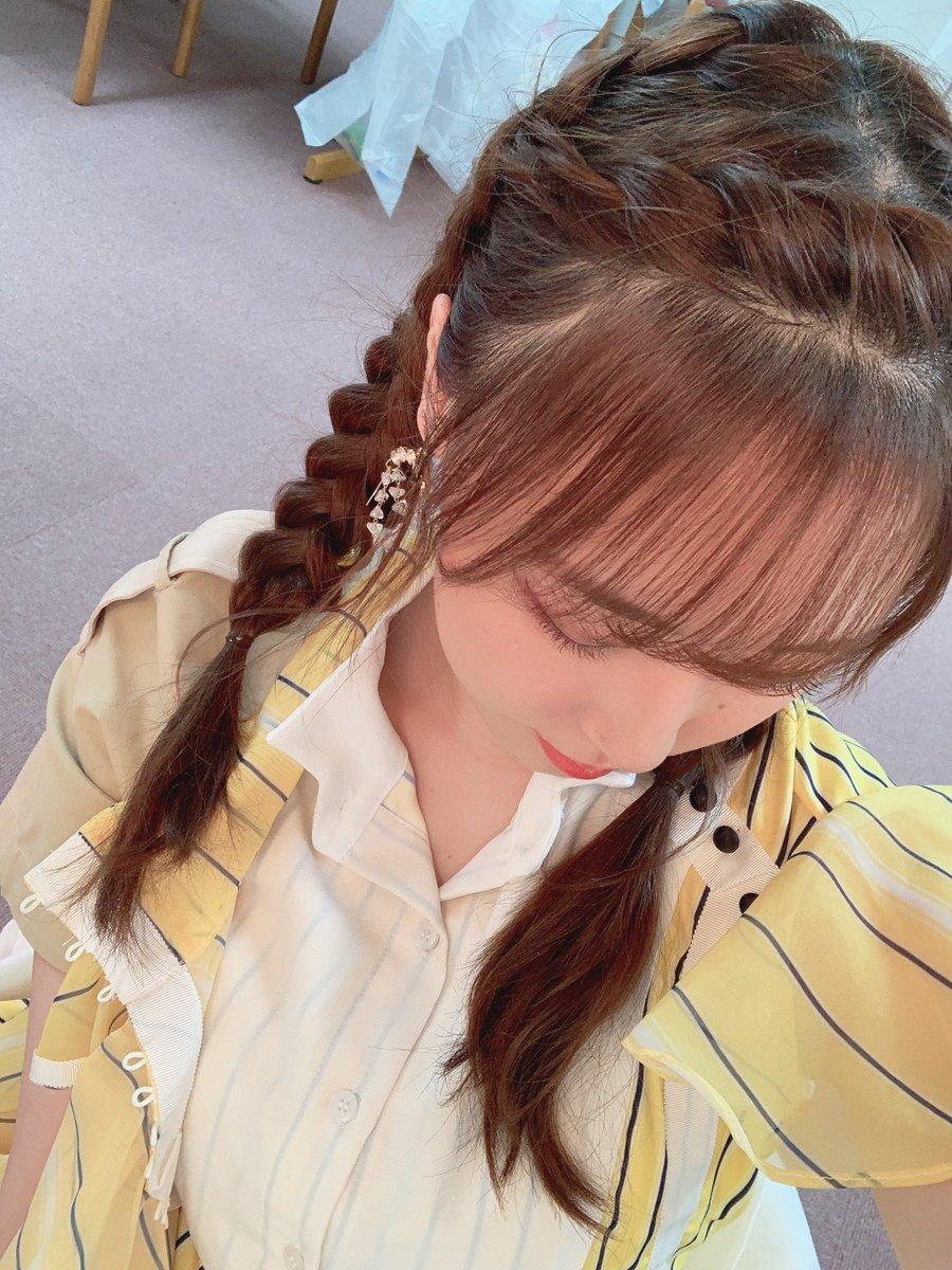 【9期 Blog】 シースルー☆譜久村聖:…  #morningmusume20 #ハロプロ