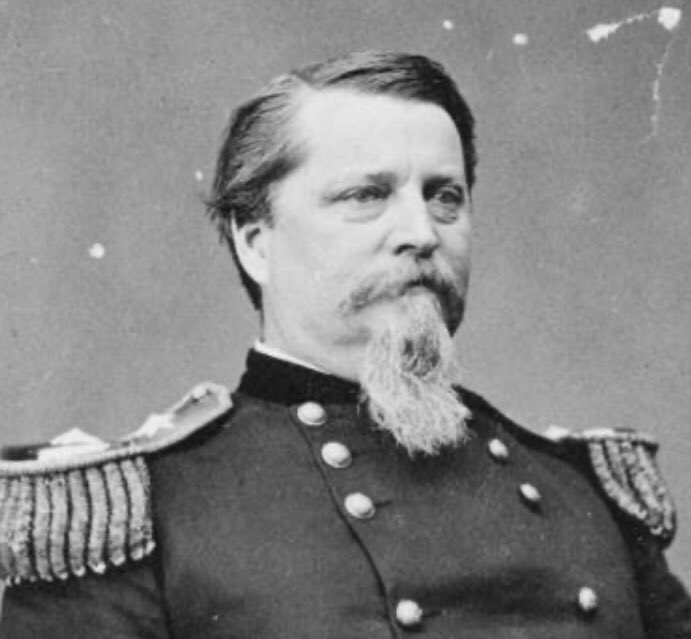 J A Garfield Nhs On Twitter Embarrassing Hot Mic Moment For 1880 Dem Candidate W S Hancock I Can T Believe Anyone Is Gonna Vote For That Guy I Mean What S His Platform Making