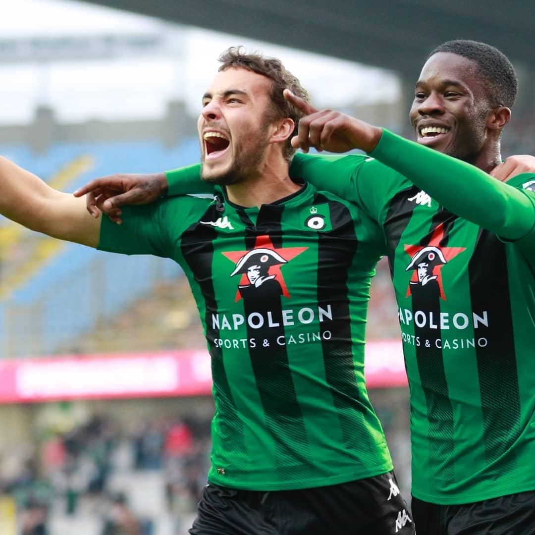 O Cercle Brugge venceu, 5x2 contra o KAA Gent. 💪💚⚫🔥 https://t.co/gnhPorDSYI