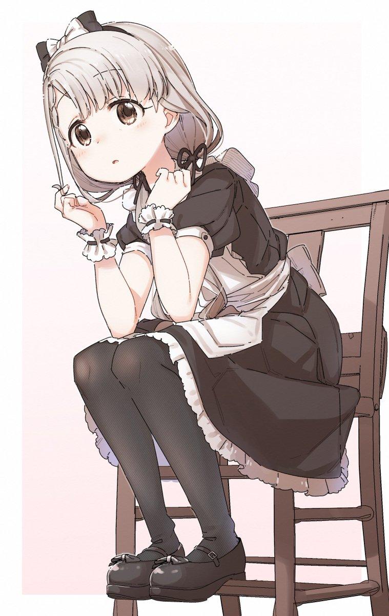 メイド凪ちゃん