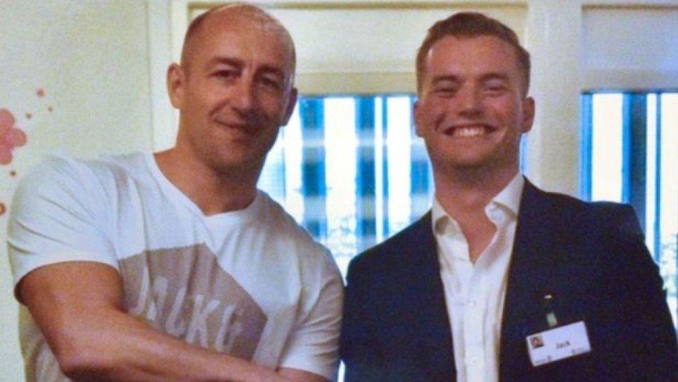 Un asesino que ayudó a frustrar atentado en Londres recibe
