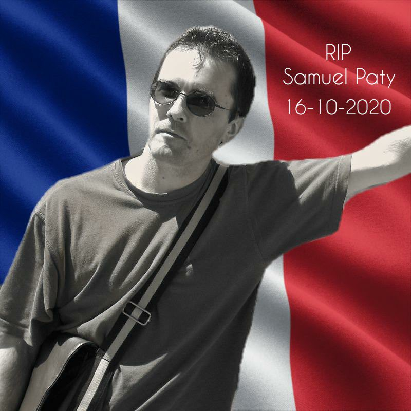 Je vous donne rendez-vous, mercredi 21 octobre à 12:00 au monument aux morts du Consulat général de France (rue Senebier) pour un moment de recueillement en hommage à M. Samuel Paty, professeur sauvagement assassiné par un terroriste le 16 octobre 2020. https://t.co/caUjbyeSDI