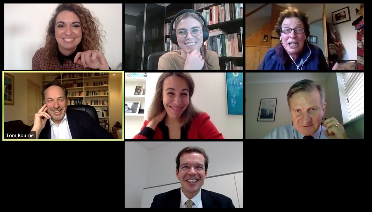 An insightful @ISUOG NGen session on principles of research, common pitfalls and the support/collaborators you need. A must watch for early career researchers and those thinking about getting into research! @MayaAlmemar @proftombourne @Christoph_Lees @laure_wynants @s_quenby https://t.co/4ojzBf41f1