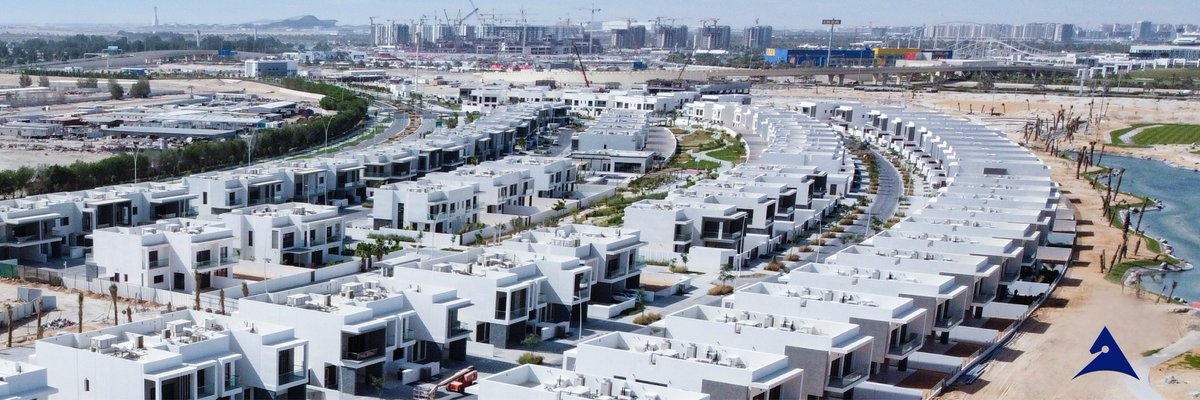 We're very proud to highlight the progress of the Yas Acres development project awarded to Trojan General Contracting, on Yas Island, Abu Dhabi. The project includes 652 villas spanning a total build area of over 259,000 square meters. #TrojanHolding #TrojanContracting #YasIsland https://t.co/EnTKFjuUTk