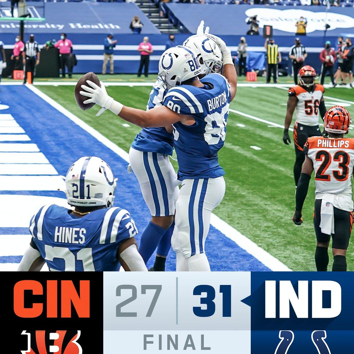 @NFL's photo on Colts