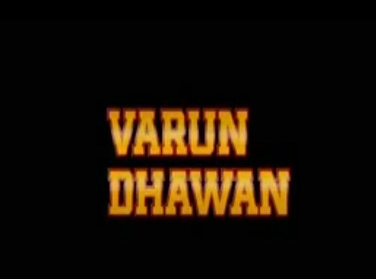 #8YearsOfVarunDhawan along with @Varun_dvn's  journey us #varuniacs 's journey began too. and we all couldn't be more proud of how far we've come along❤️ never thought this name would have such huge impact on our lives.🥺 we love you VD @Varun_dvn