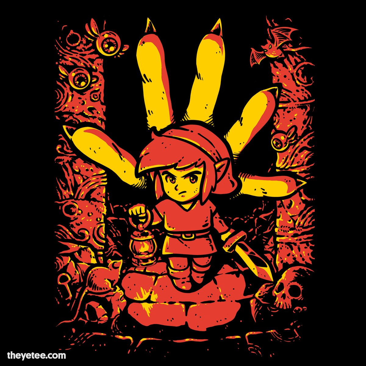 The Yetee On Twitter As If Navigating Dangerous Dungeons Battling Evil And Being 3 Feet Tall Weren T Enough On Their Own Https T Co Zd8uexq3ta Https T Co O2uno8s4fe We found that theyetee.com is moderately 'socialized' in respect to facebook shares (63.6k), twitter mentions (21.7k) and google+ shares (155). twitter